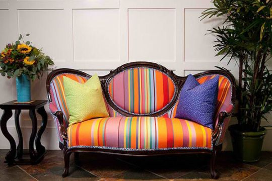 Sofa Color strips