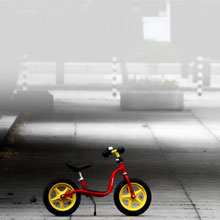 "Georgi Paleykov Photograph - ""Bicycle"""
